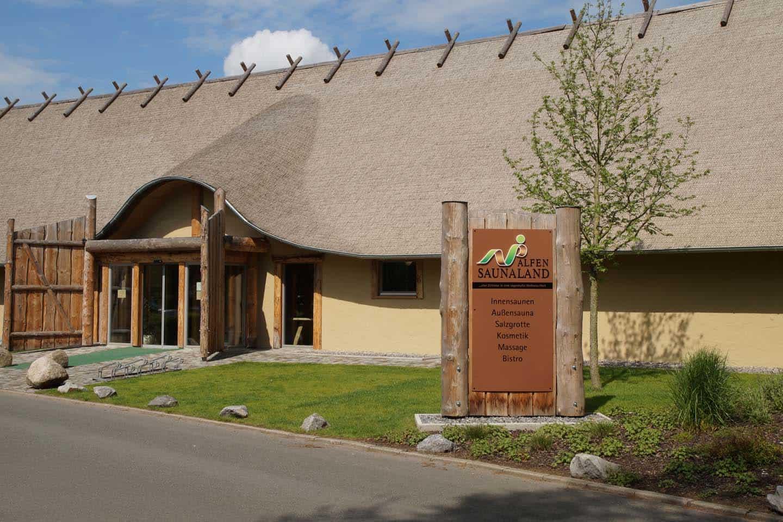 alfsee sauna