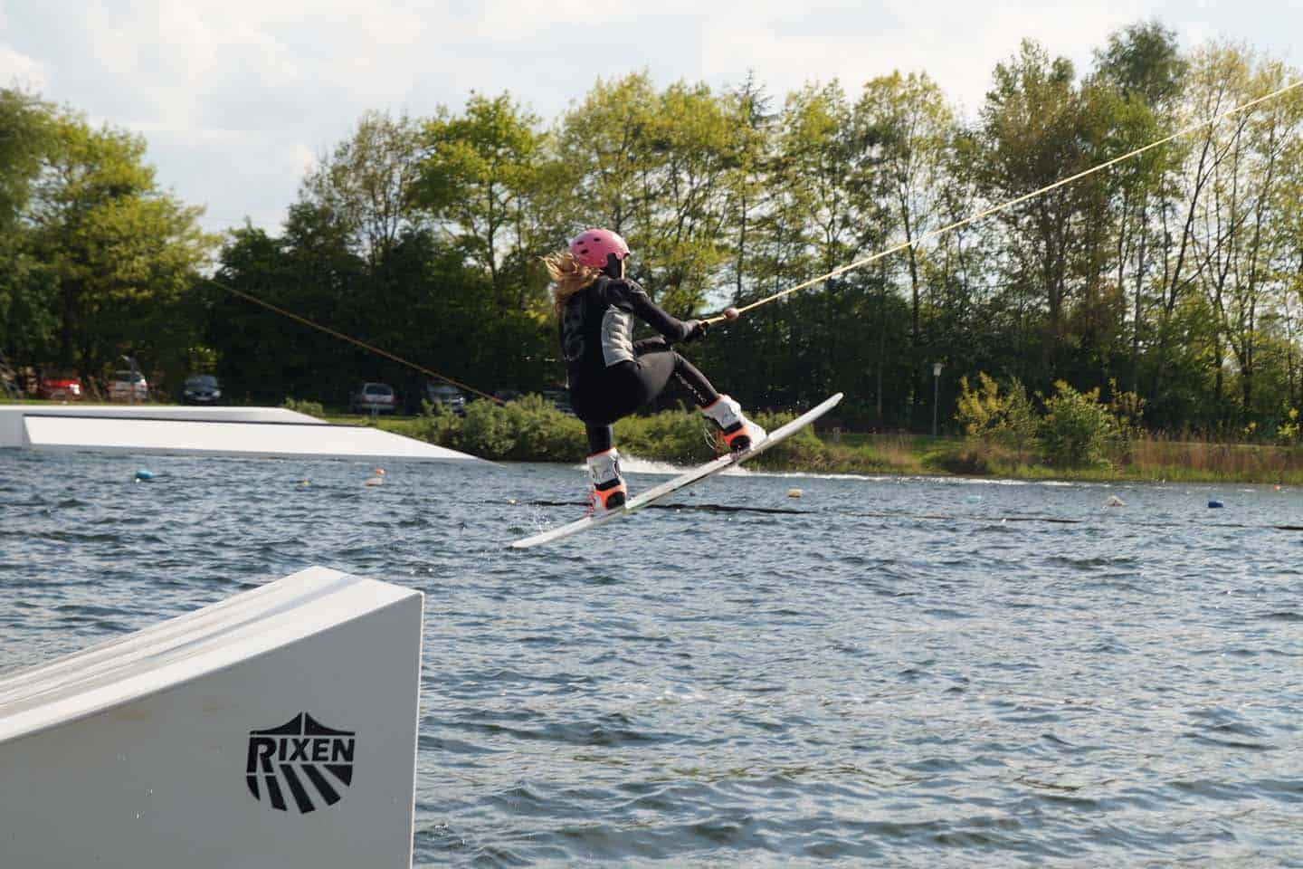 Alfsee waterski