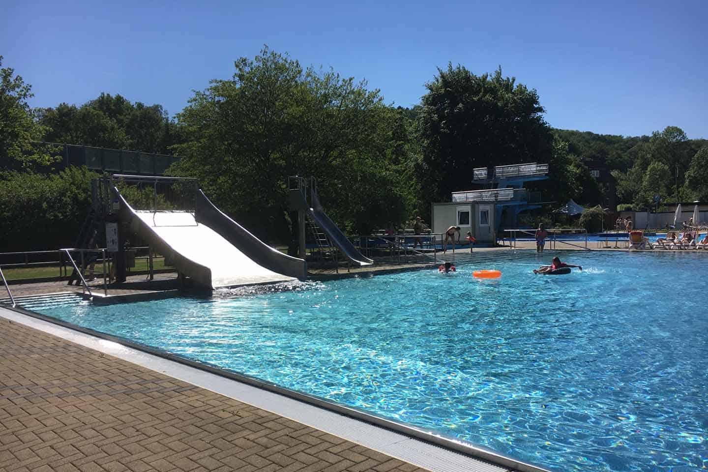 zwemmen harz