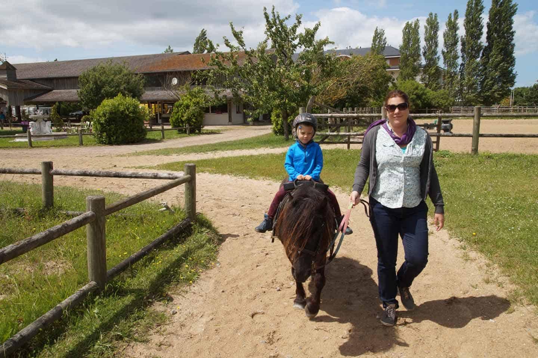 Cabourg normandie ponyclub