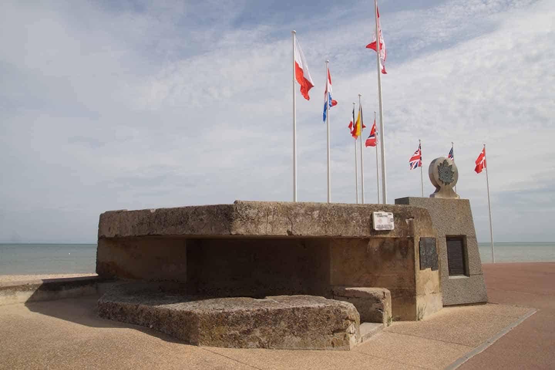 D-Day stranden normandie