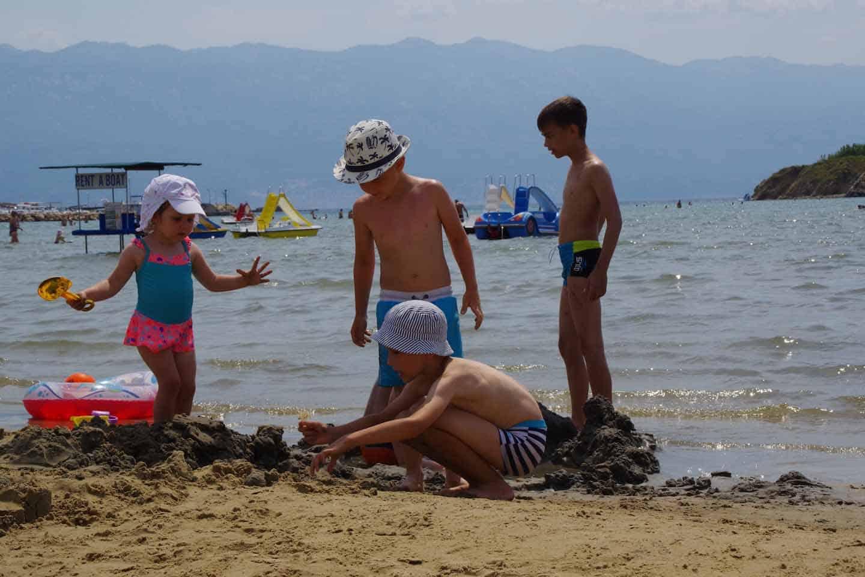 Rab Croatia Paradise beach