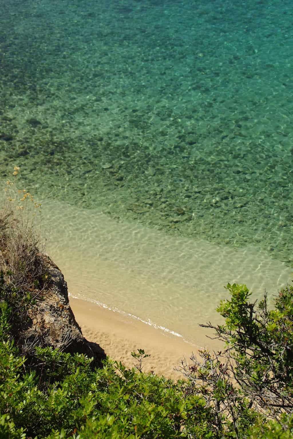 Rab Croatia beach Pudarica