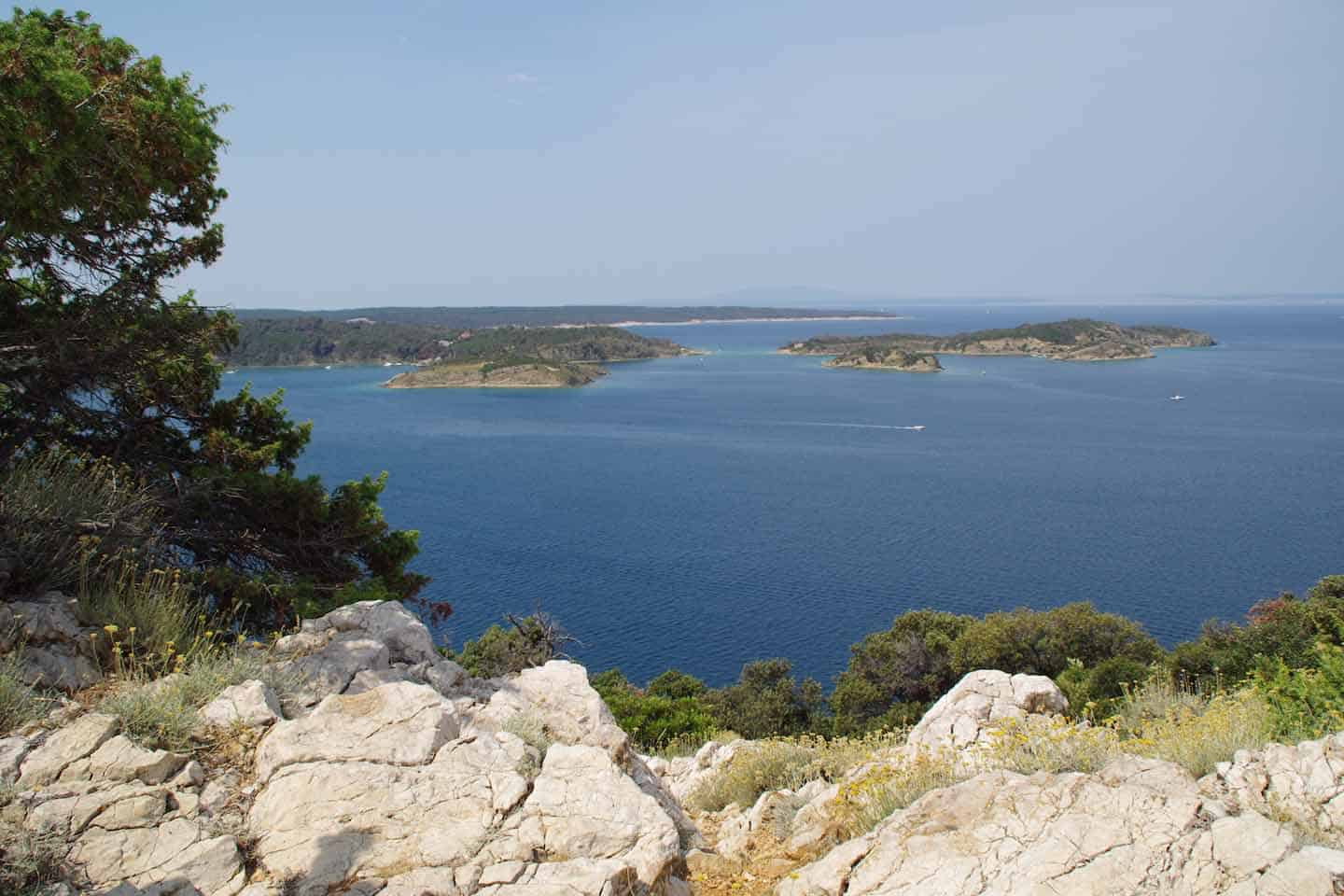 Rab Croatia viewpoint Lopar