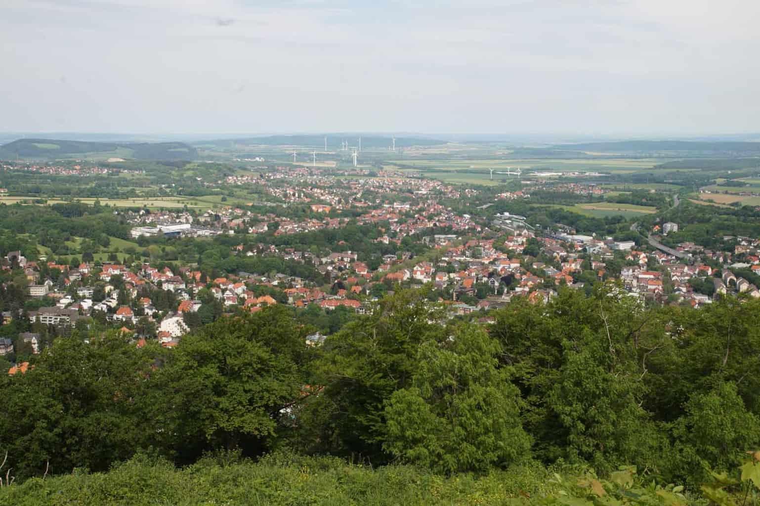 Kabelbaan Bad Harzburg