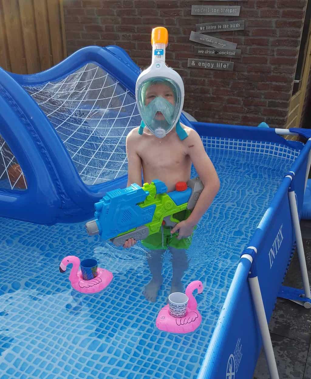 easybreath snorkelmasker decathlon