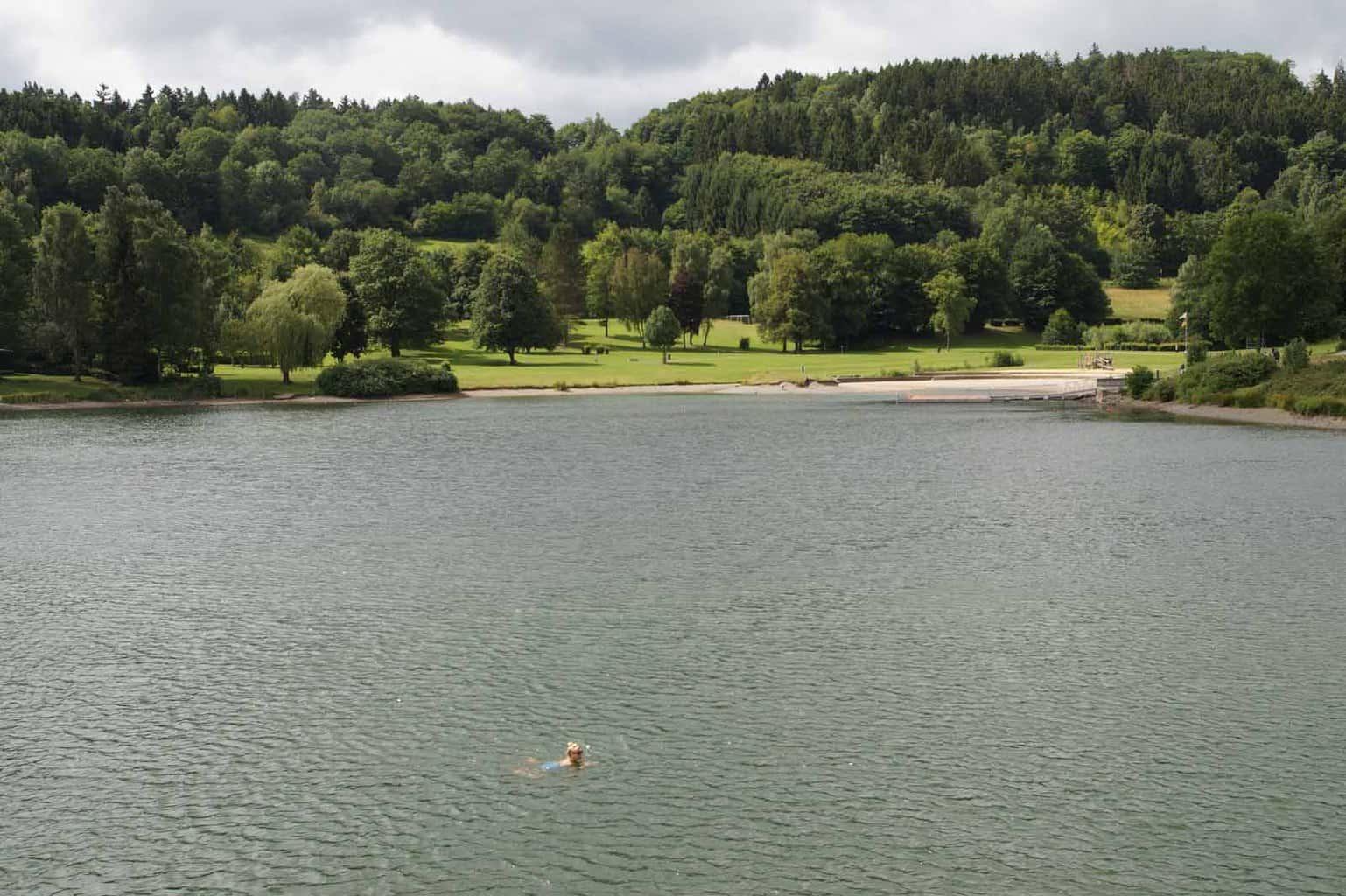 zwemmen eifel