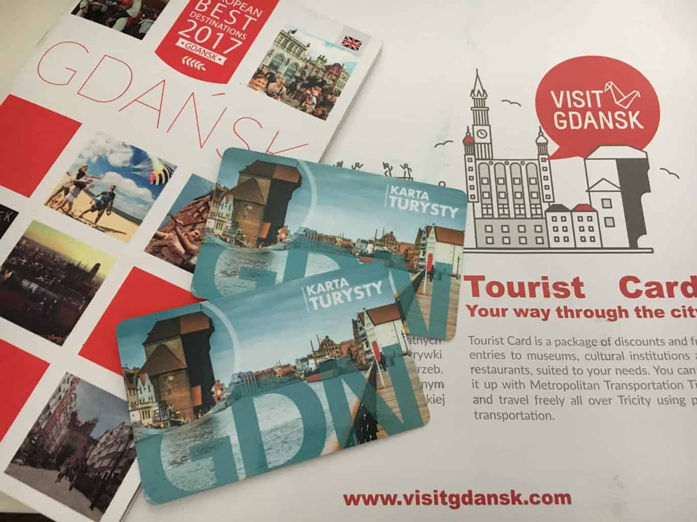 Family Package Tourist Card