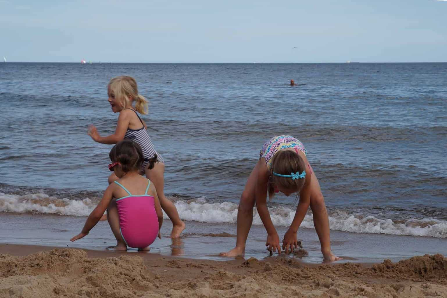 Gdansk Stranden