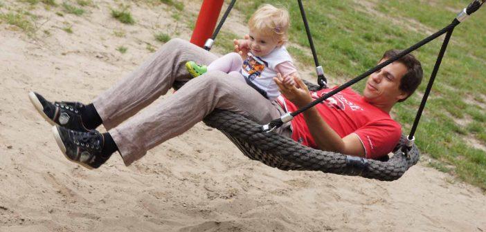 vakantie met baby in nederland
