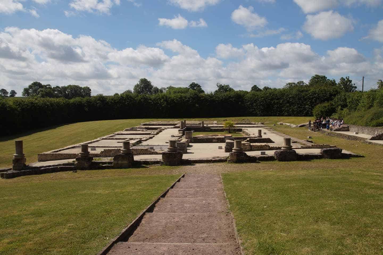 Romeinen in Vieux la Romaine