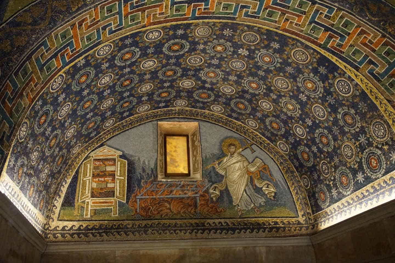 Mausoleum van Galla Placidia ravenna