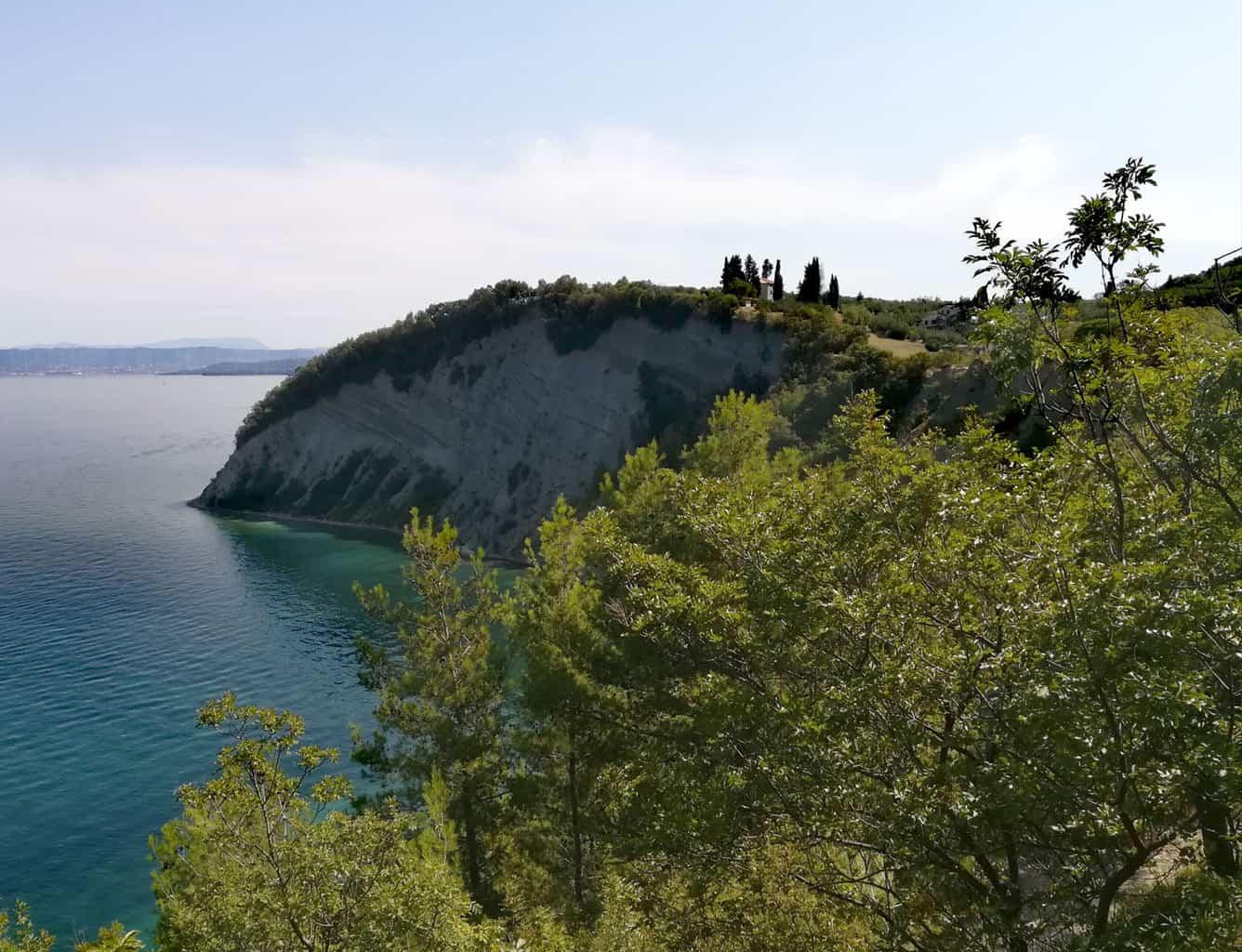 kust van slovenie