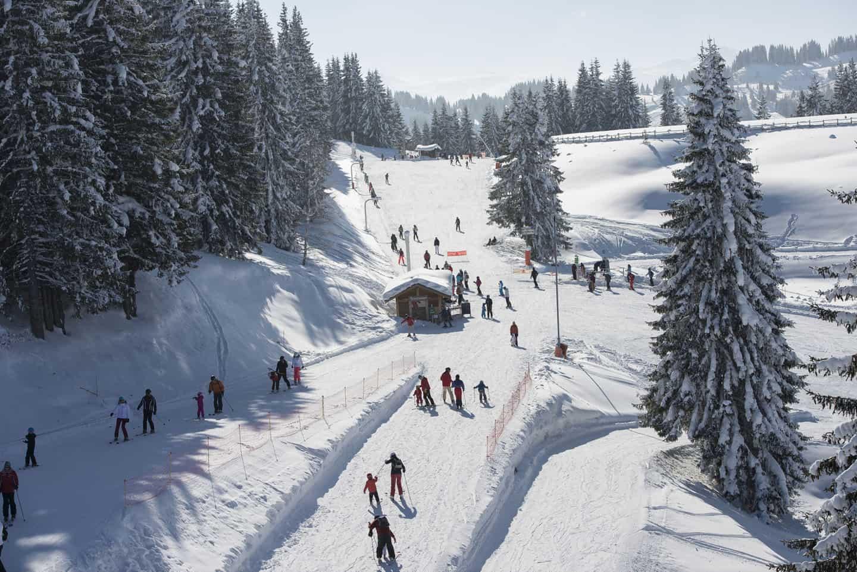 Les GETS wintersport frankrijk