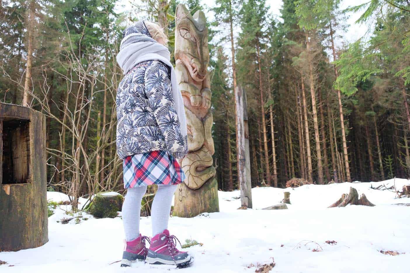 wandelen in de harz natuurmythepad