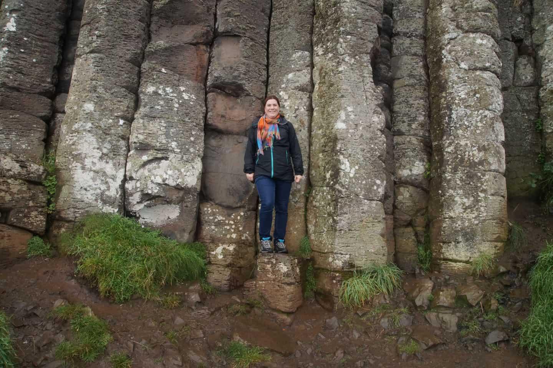 Bezienswaardigheden Noord-Ierland Giants Causeway