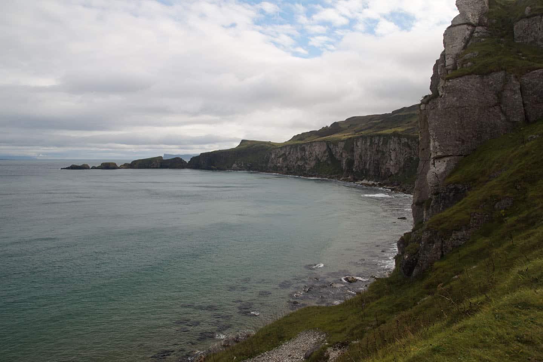 Carrick-a-Rede rope bridge noord ierland