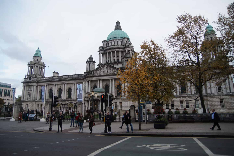 Belfast Noord Ierland