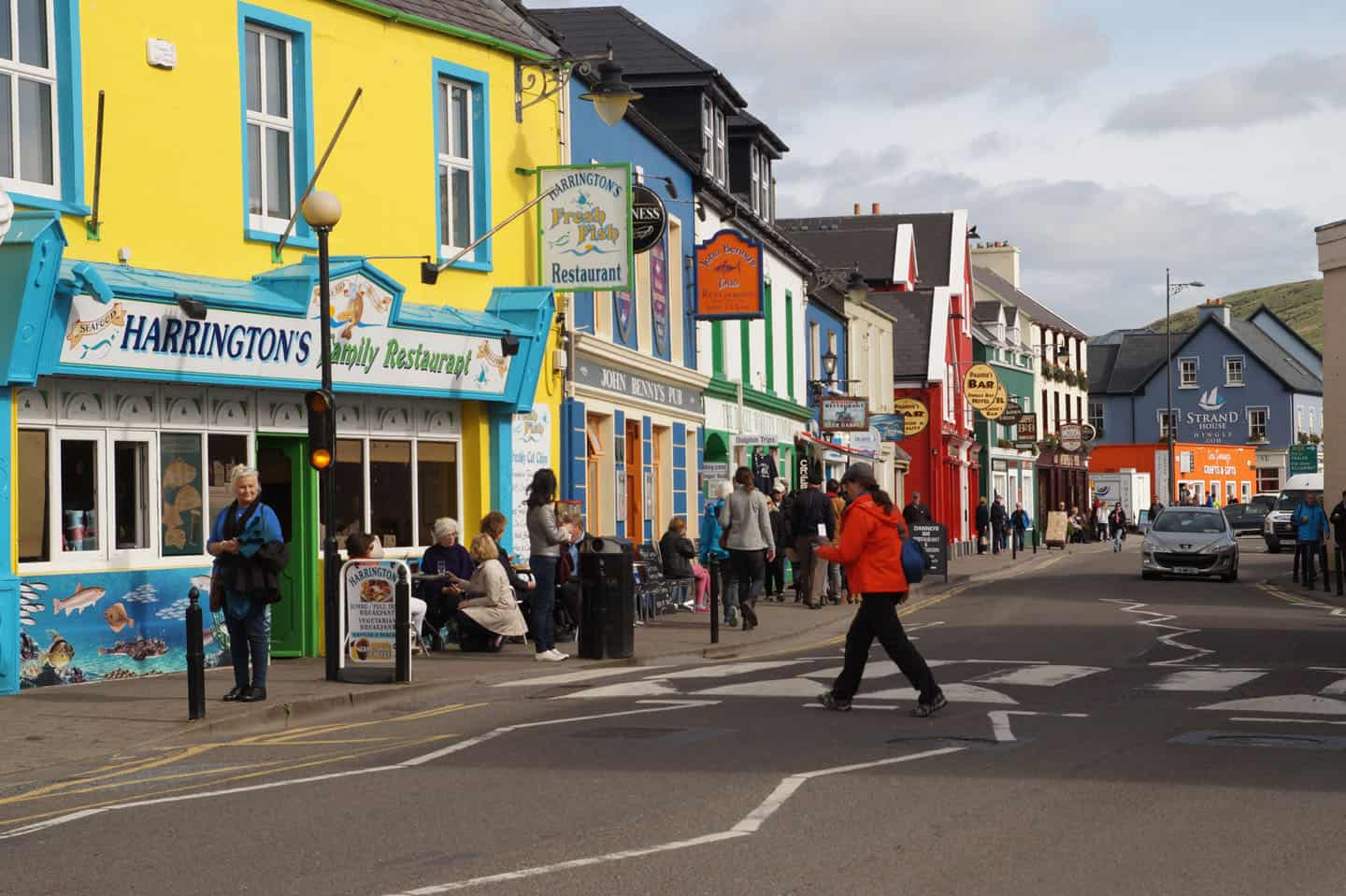 dingle bezienswaardighede