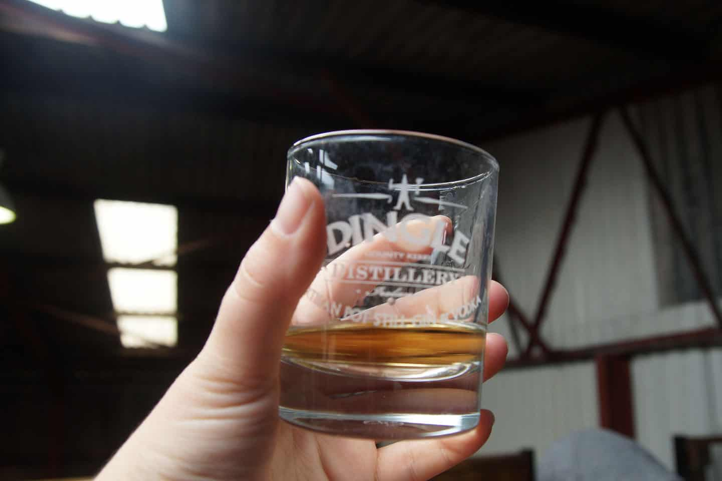 dingle distillery tour