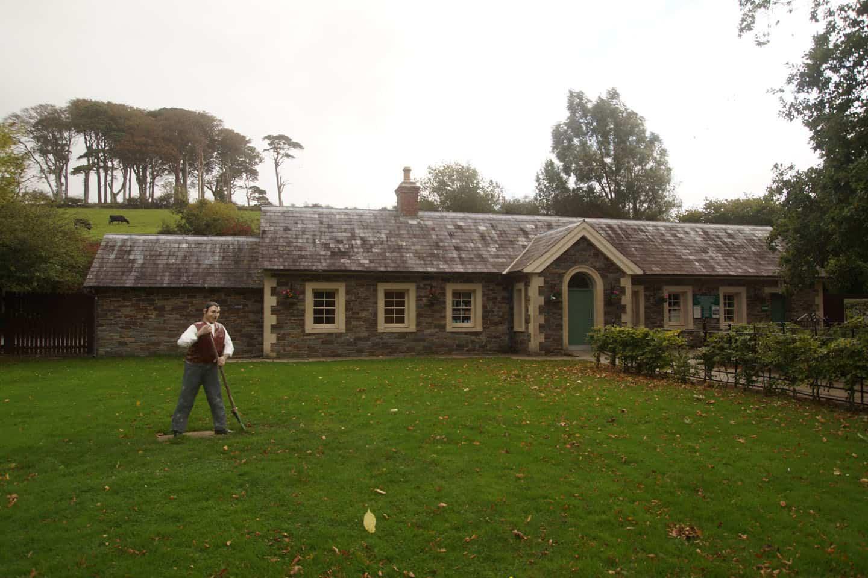 Muckrock huis