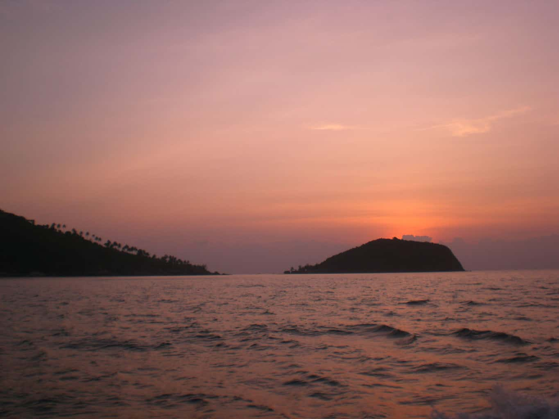 Krabi strand thailand