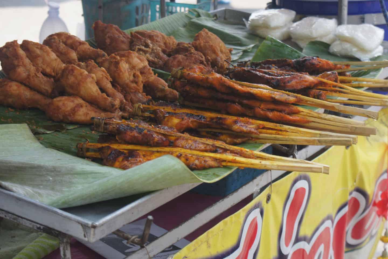 Eten in Thailand