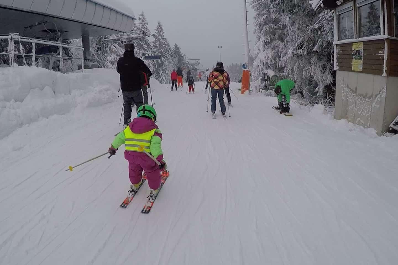 wintersport dichtbij