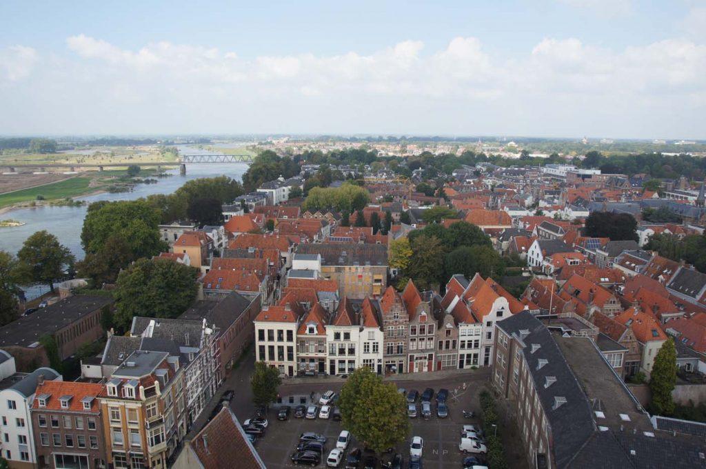 Deventer uitzicht