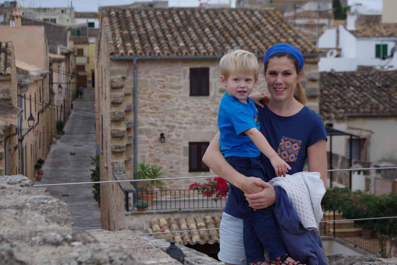 Alcudia mallorca met kinderen