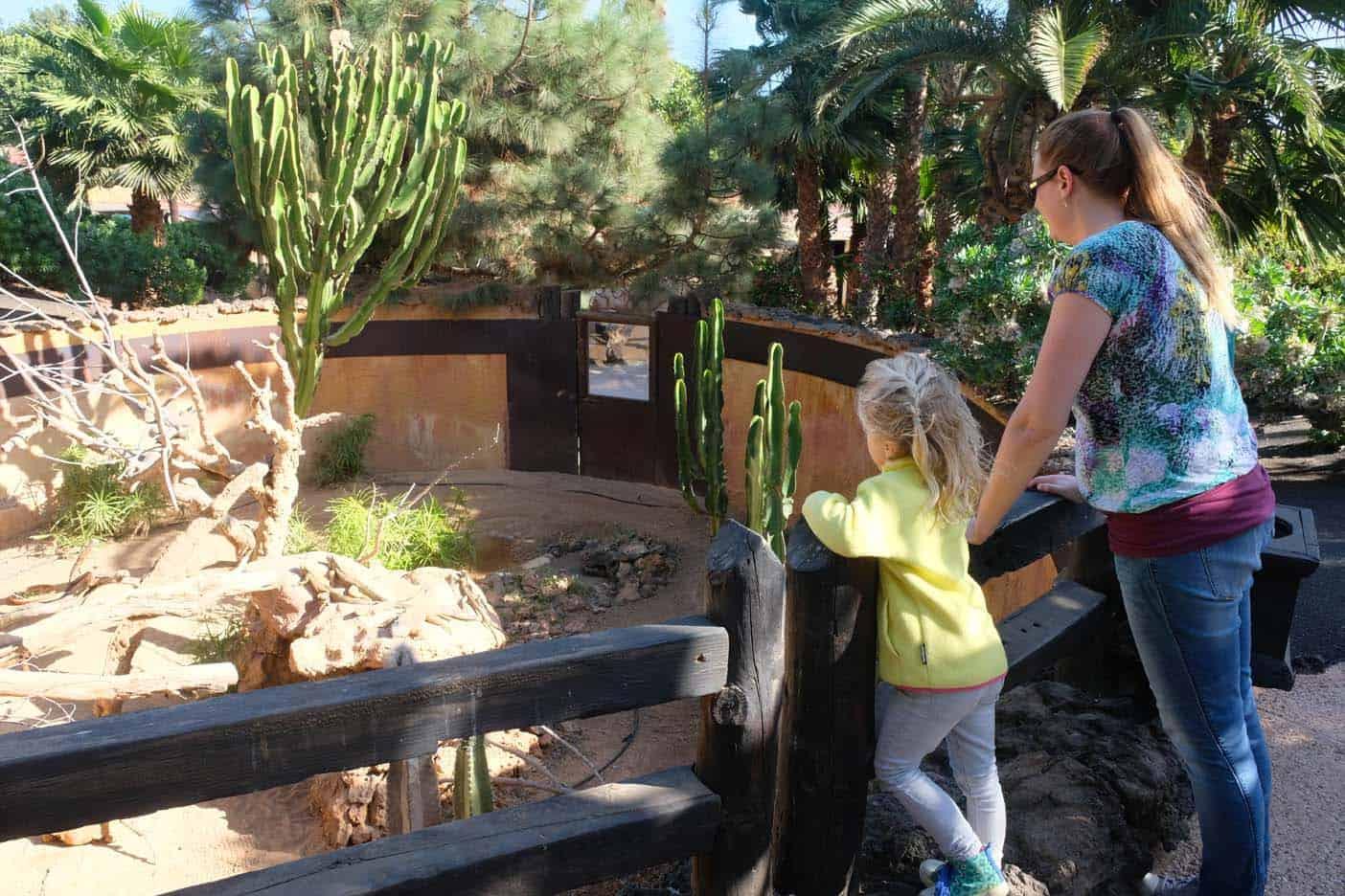 dierentuin lanzarote
