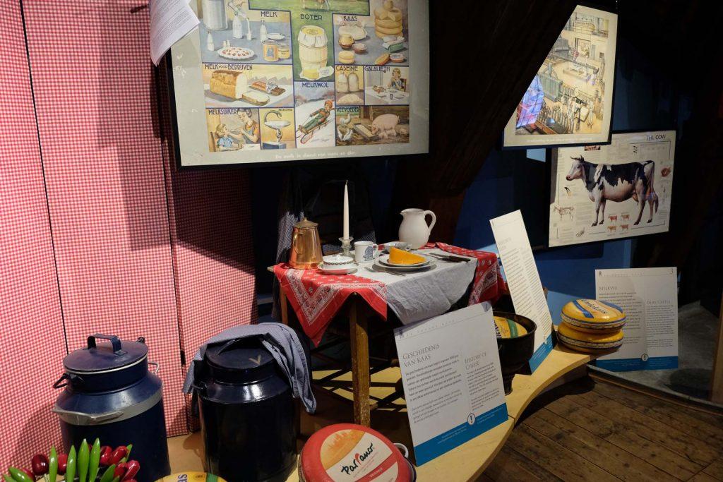 De Goudse waag met het kaasmuseum