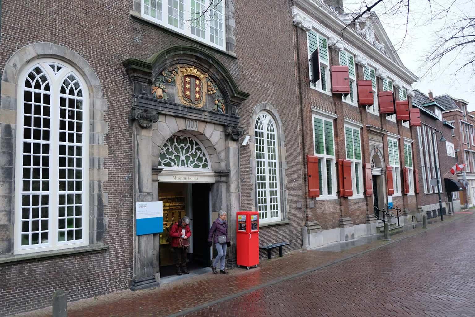 Gouda Museum met kindermueum en martelwerktuigenkelder