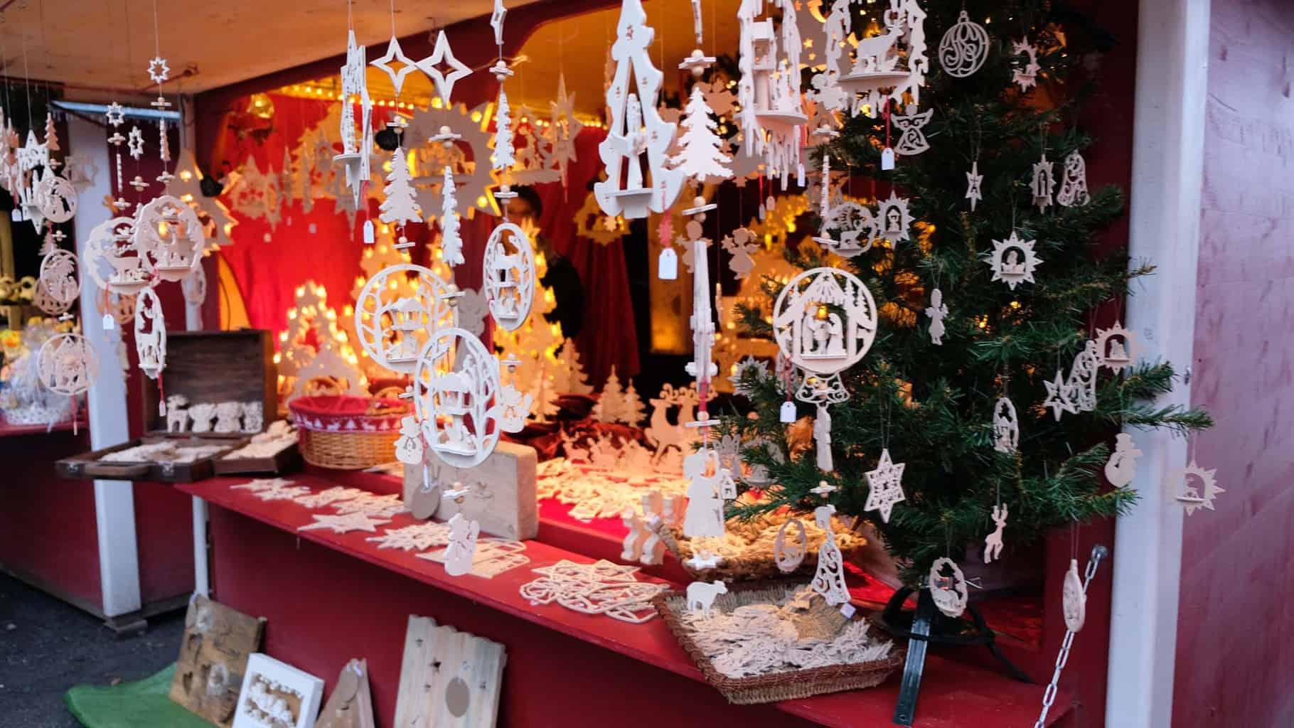 kerstmarkt borken Malbeck