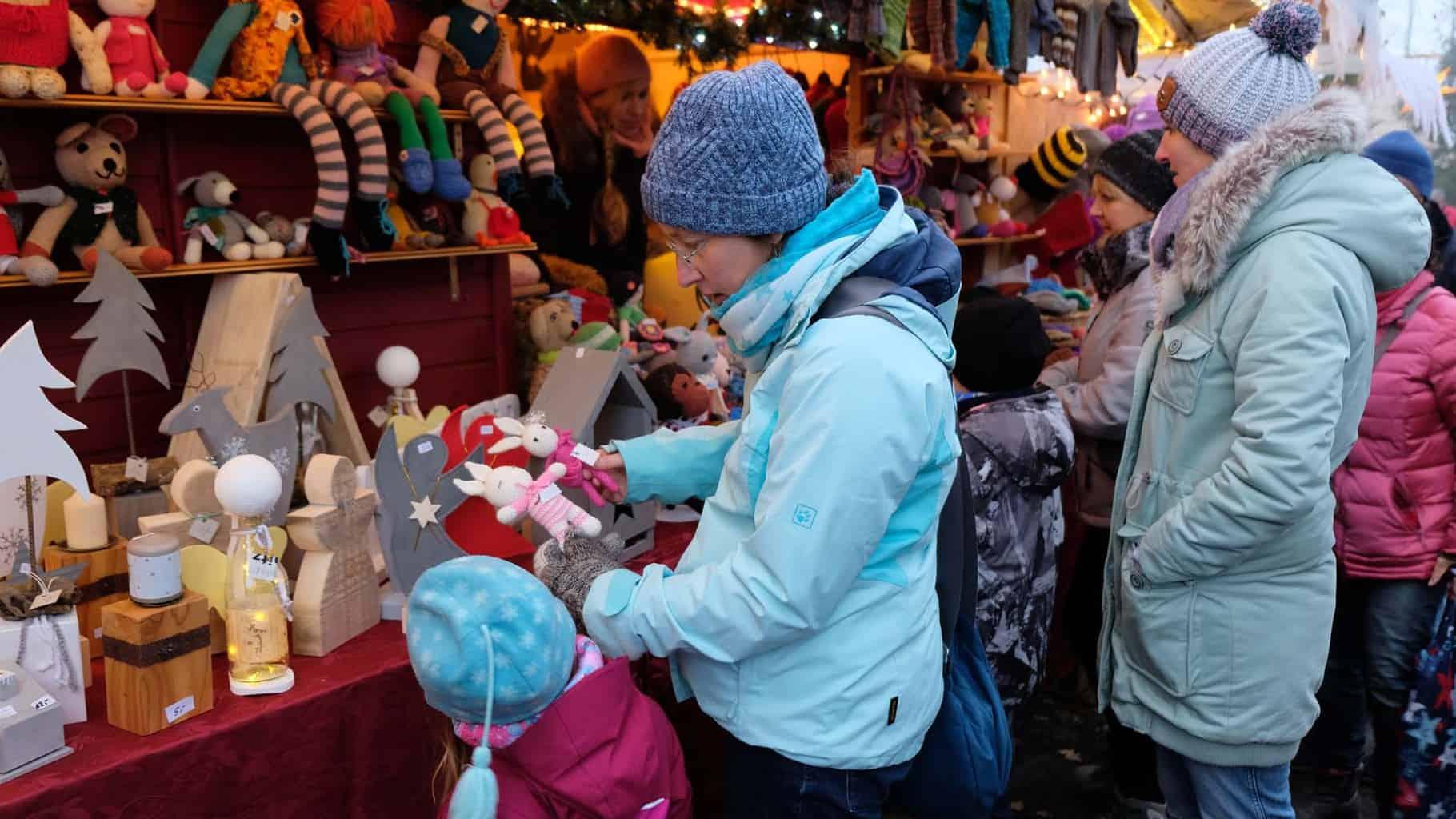 kerstmarkt malbeck kinderen