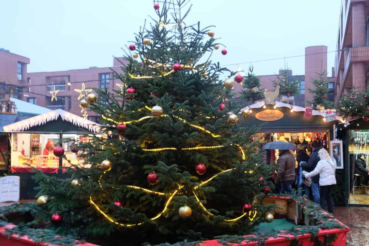 Kerstmarkt munster Aegidii kerstmarkt