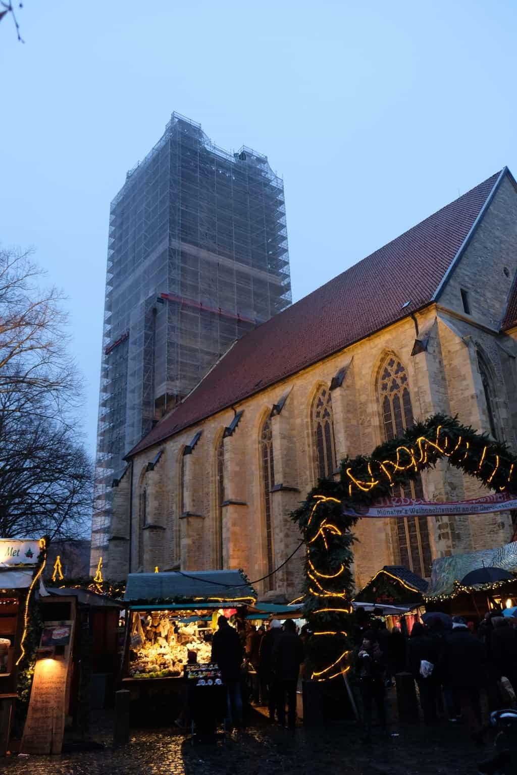 Giebelhüüskesmarkt Münster