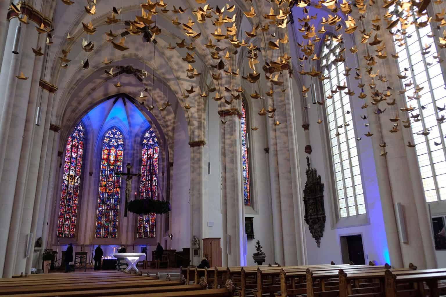 überwasserkirche munchen kerstmarkt