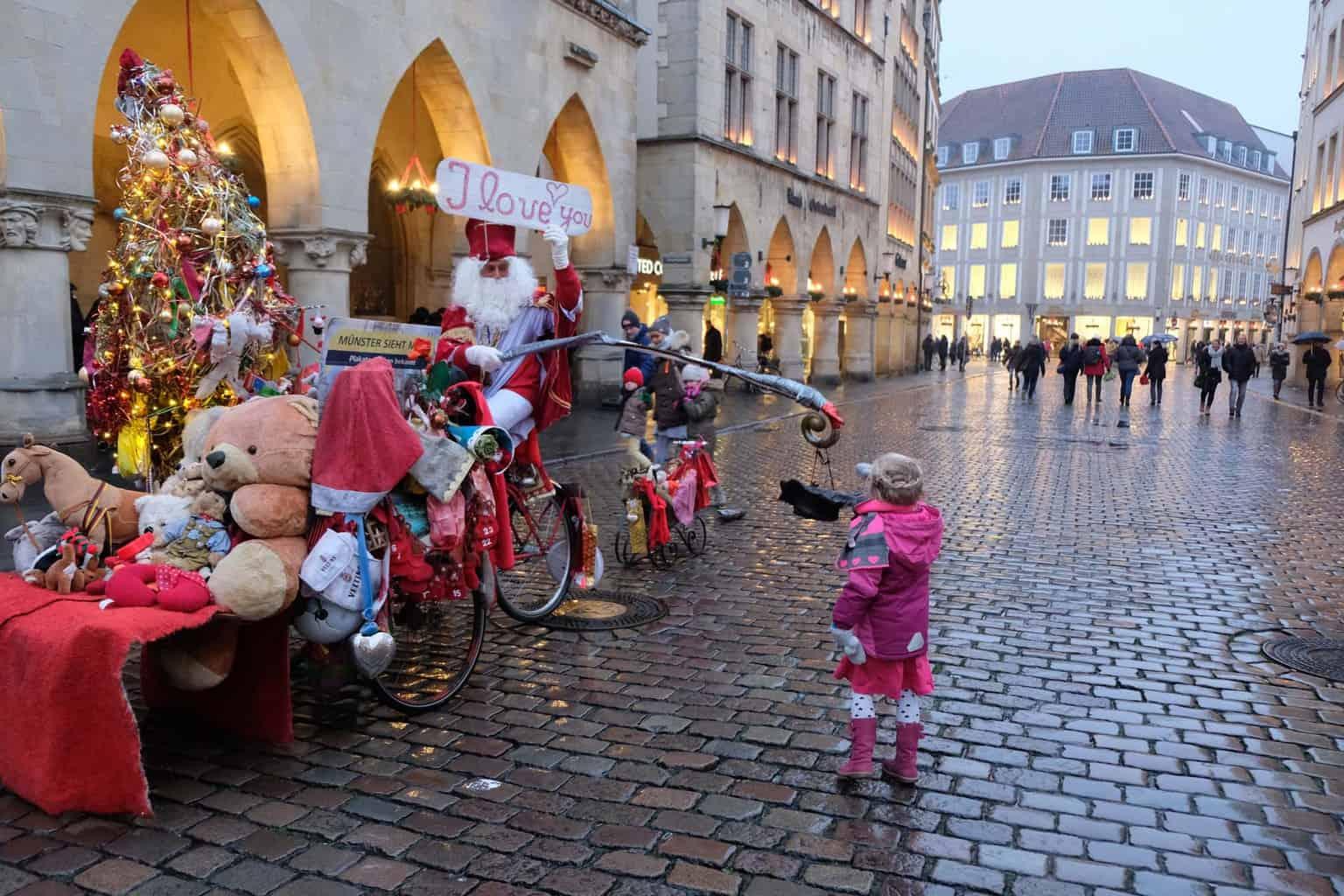 kerstmarkt munster met kinderen