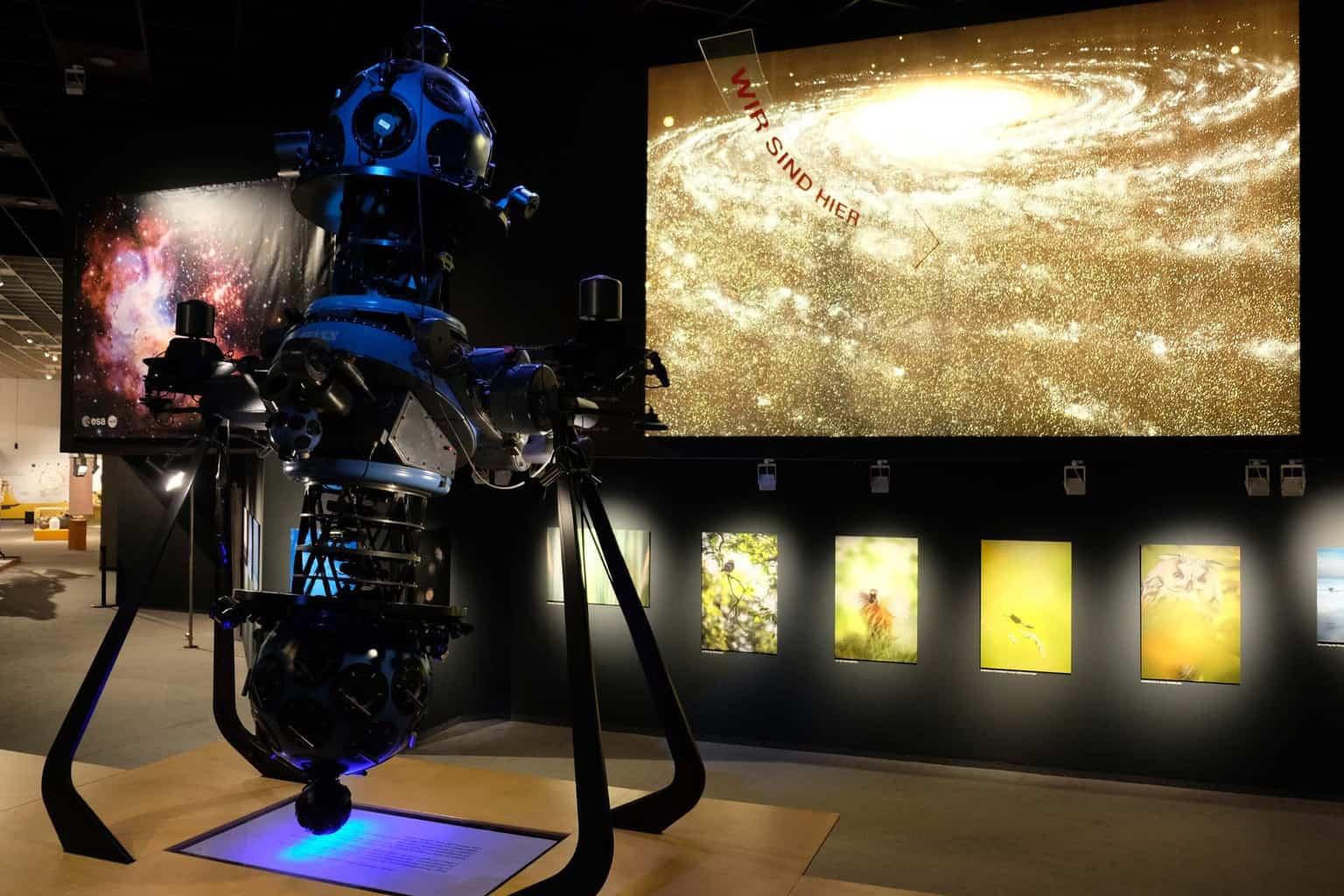 natuurhistorisch museum en het planetariumMünster
