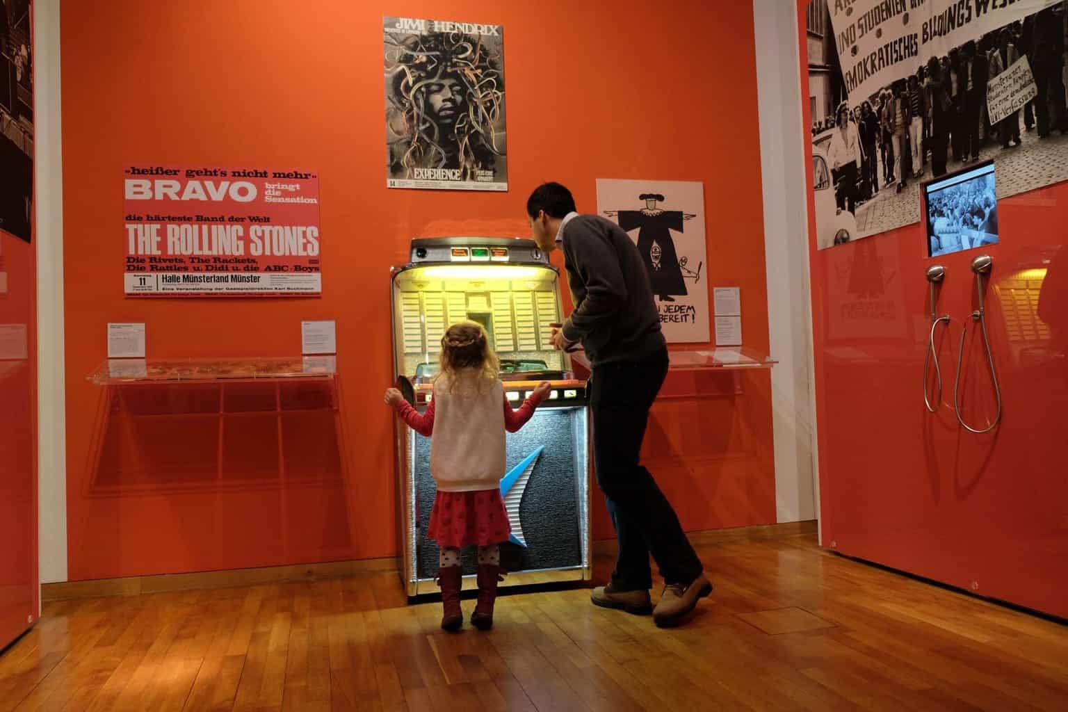 Stadtmuseum Münster met kinderen