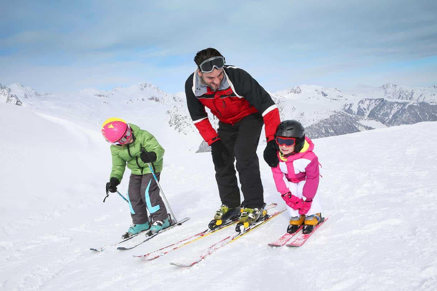 Skikleding kind, wat heb je nodig voor een skivakantie met