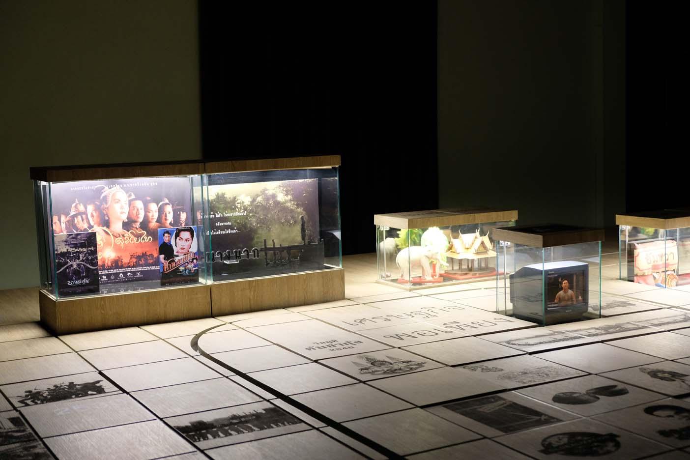 bangkok met kinderen siam museum