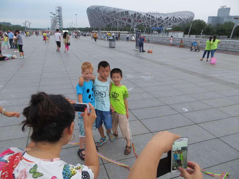 Beijing met kinderen