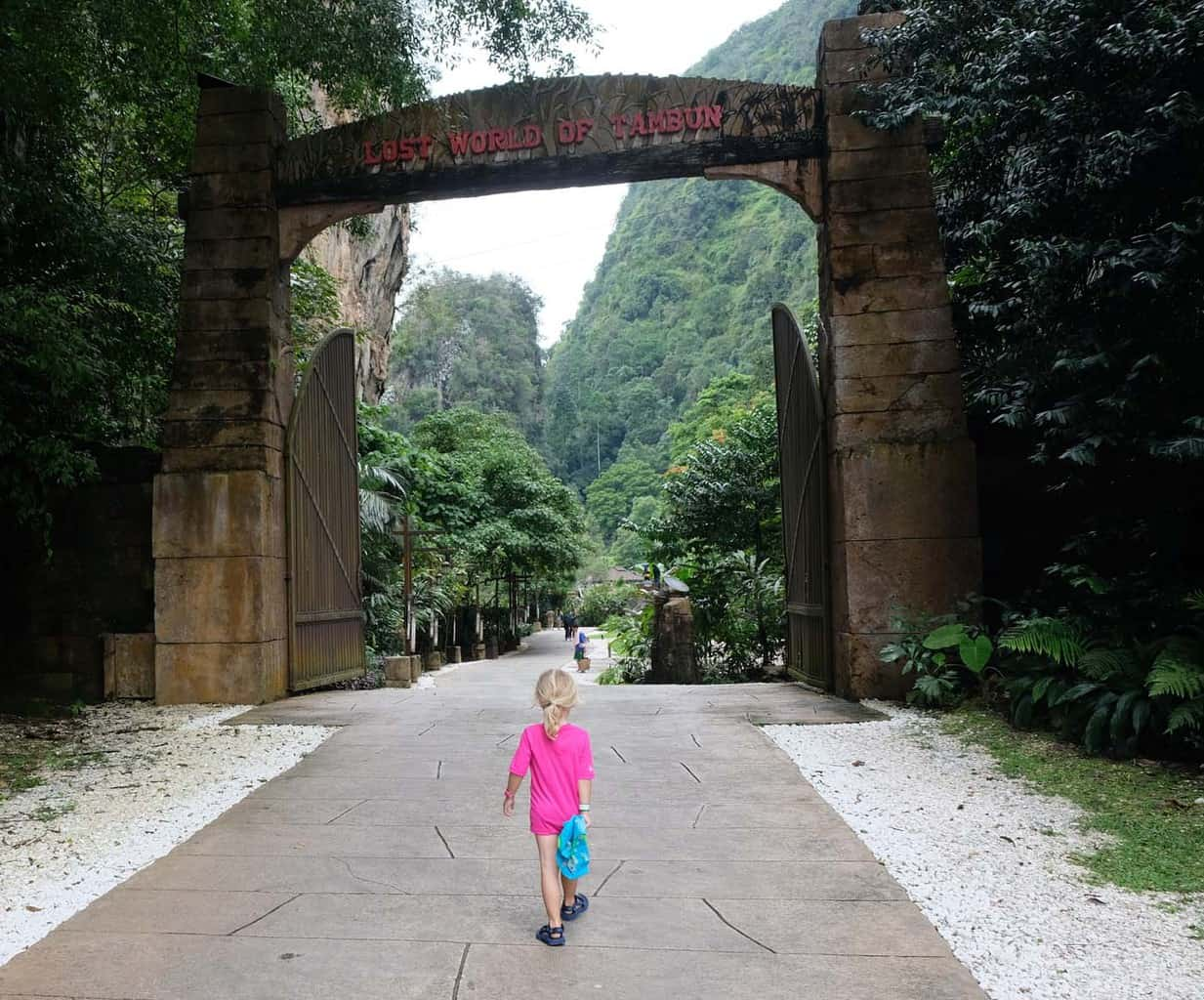 Glamping Lost World of Tambun