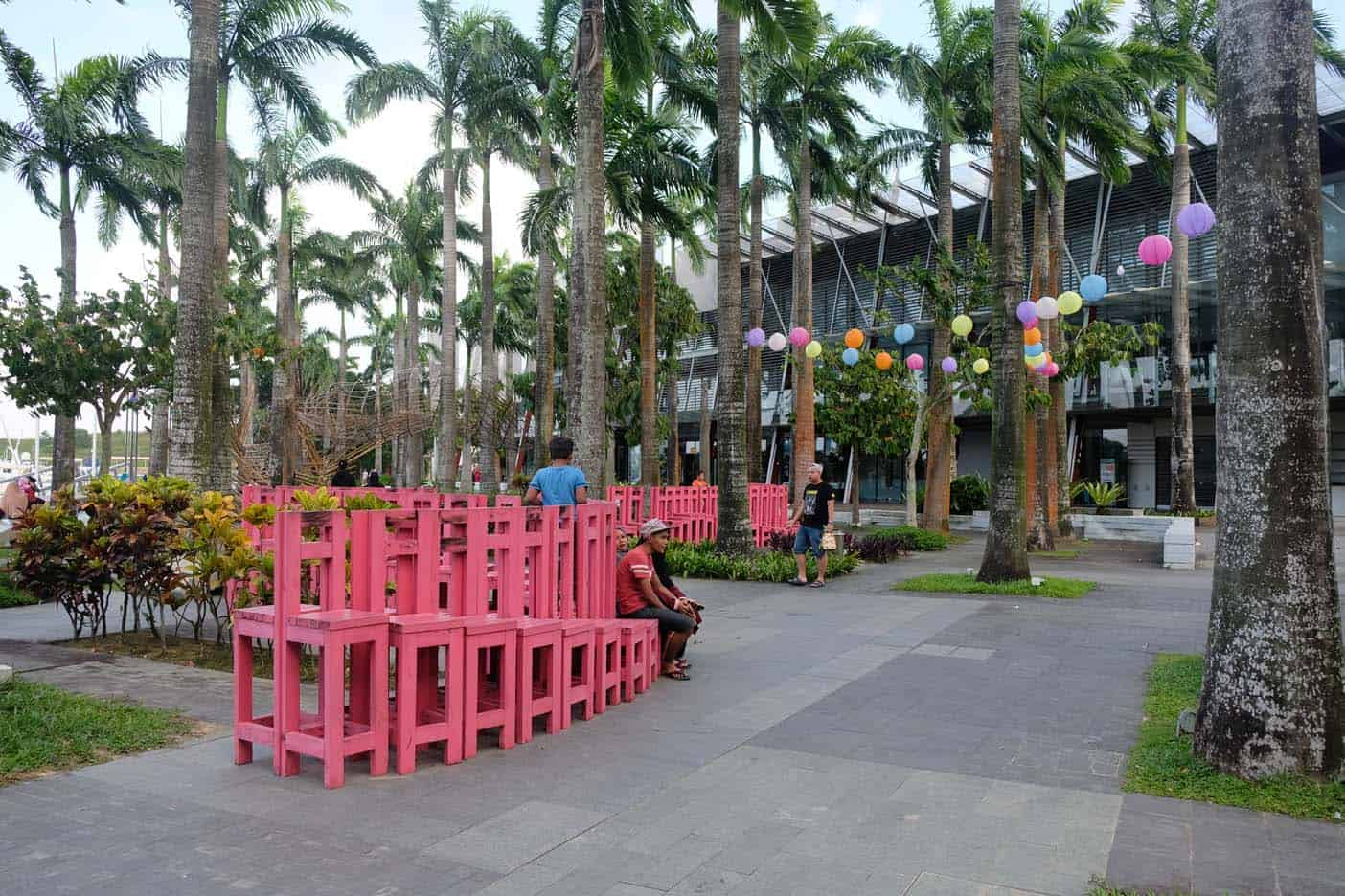 Hotel Jen Puteri Harbour