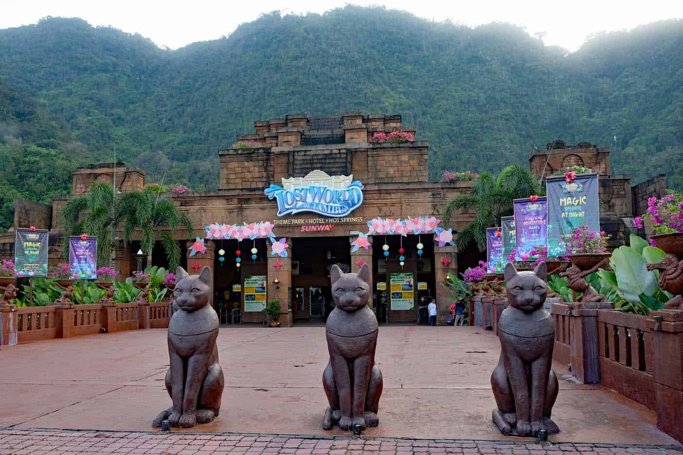 hotel lost world of tambun