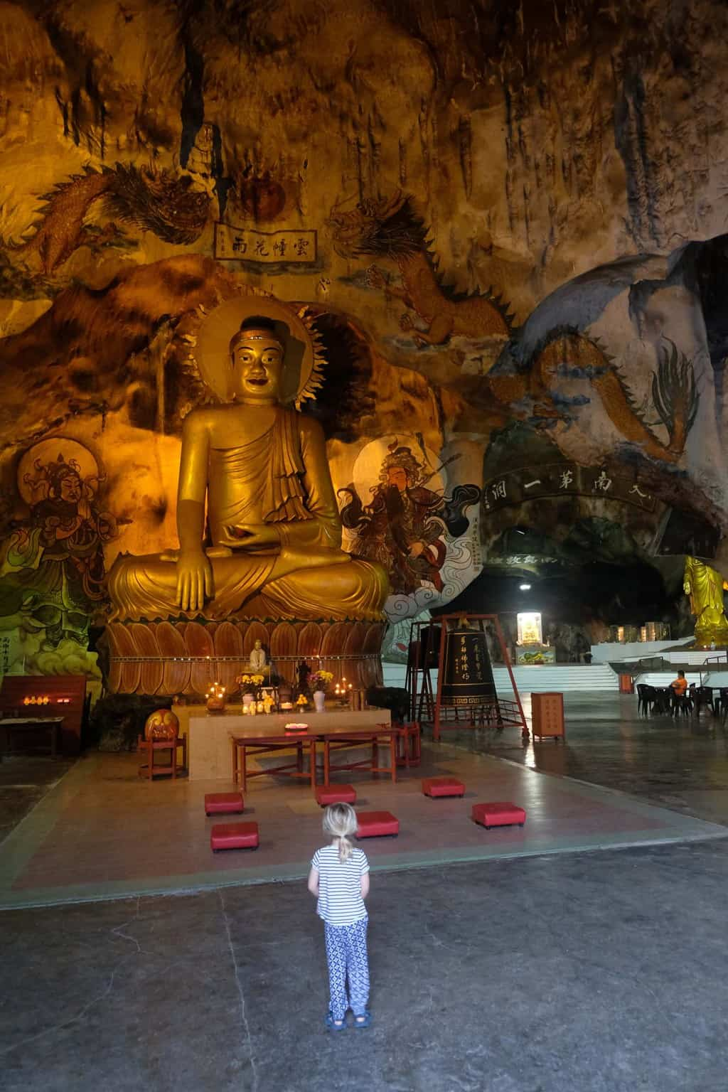 ipoh Perak Tong Tempel