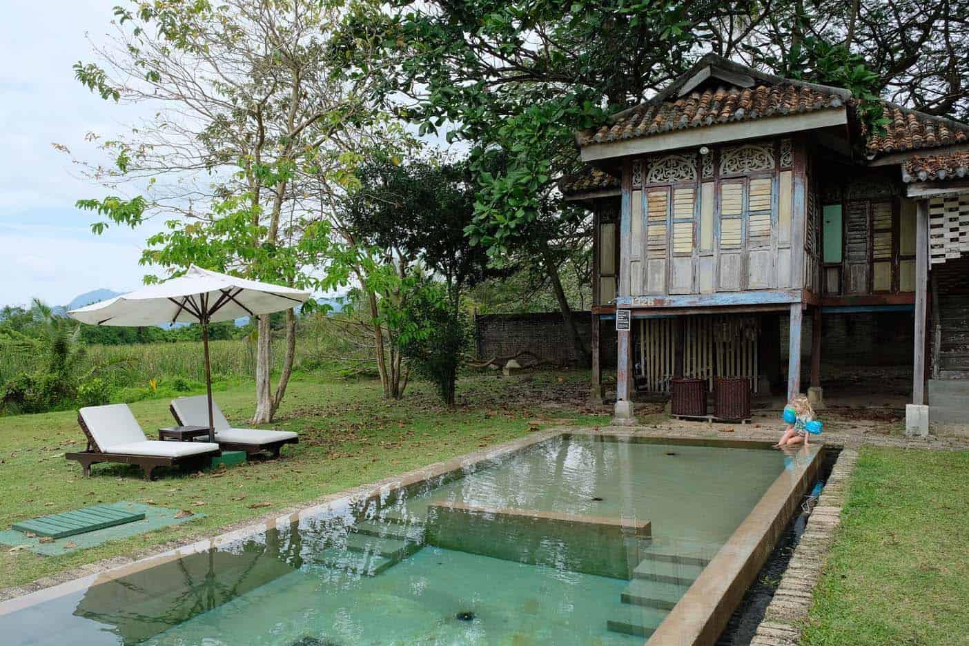 Langkawi temple tree hotel
