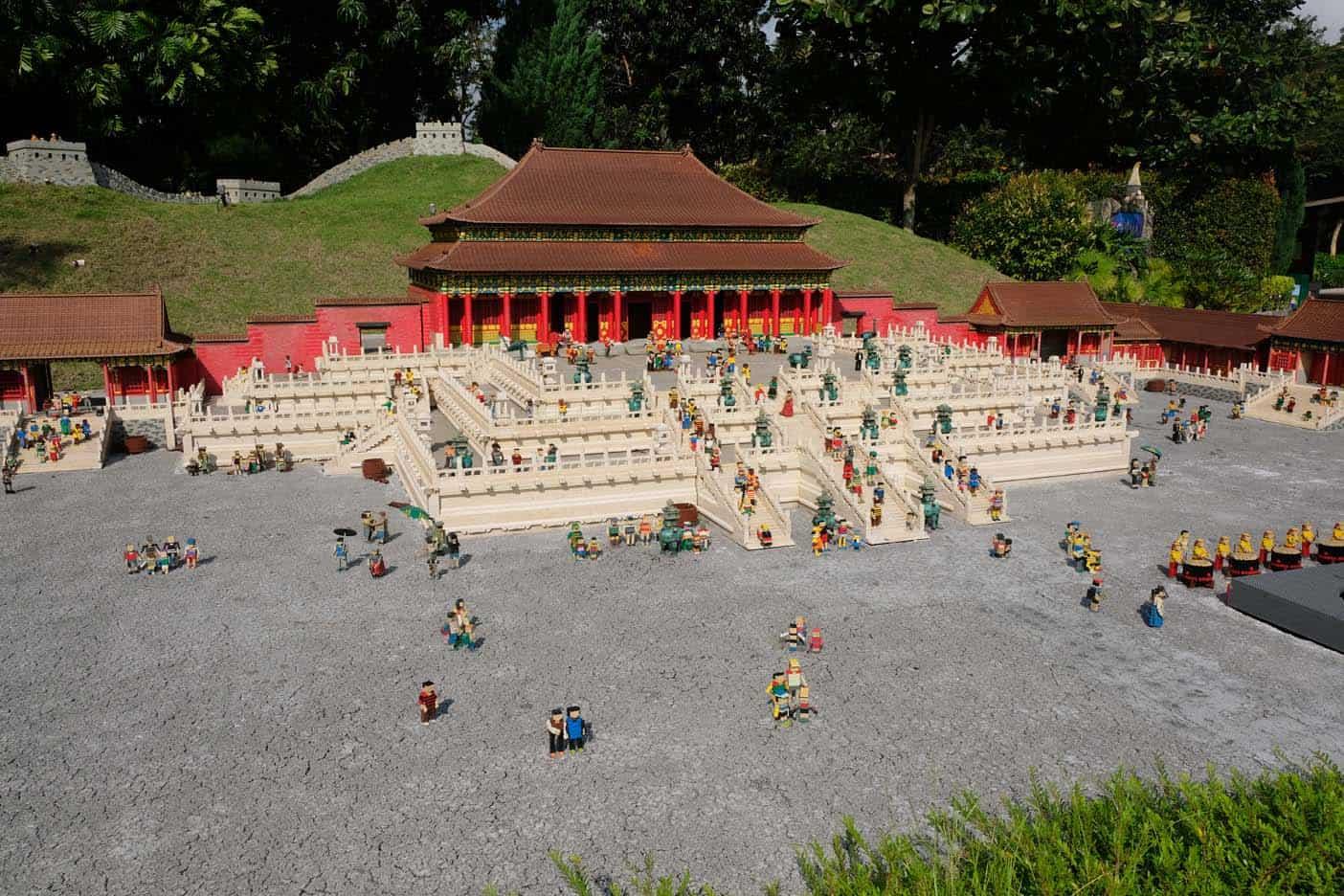 Legoland Maleisië pretpark